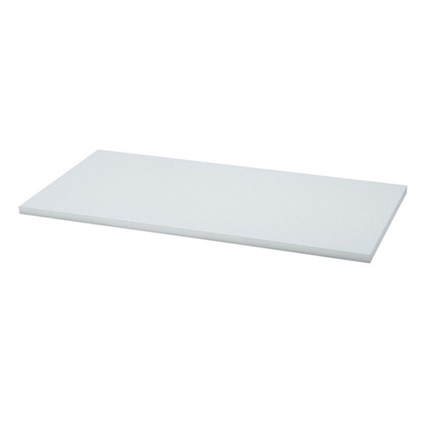 Organized Living freedomRail White Shelf (48 x 14)