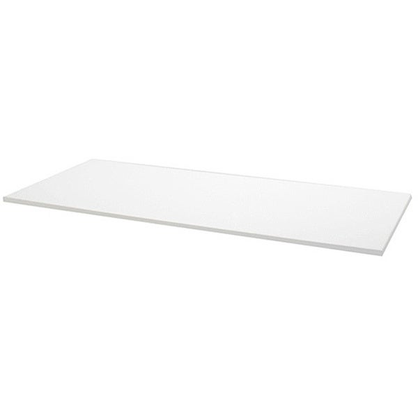 Organized Living freedomRail White Desktop Shelf (21 x 48)
