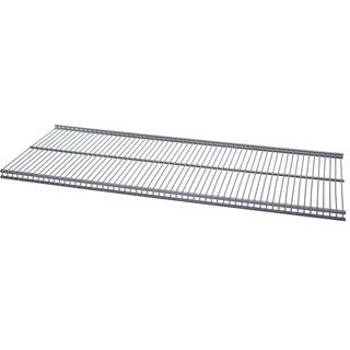 Organized Living freedomRail Nickel Ventilated Shelf (48 x 16)