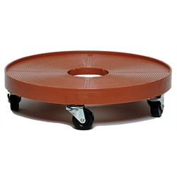Terra Cotta 16-inch Plant Dolly