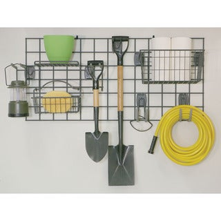 Organized Living freedomRail Granite Wire Grid