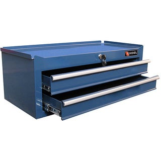 Excel Two Ball Bearing Slide Drawers Intermediate Tool Chest