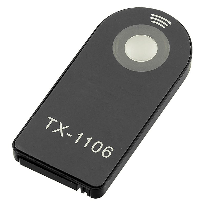 INSTEN Infrared Wireless Remote Control for Nikon ML-L3 Digital Cameras