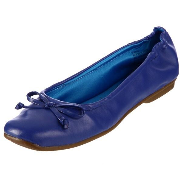 Sam & Libby Women's 'Zalis' Cobalt Blue Flats