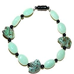 Susen Foster Jade Bear Bracelet