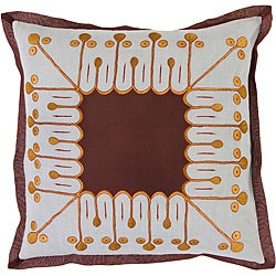 Decorative Bristol Down Filled Throw Pillow - Thumbnail 0