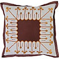 Decorative Bristol Down Filled Throw Pillow