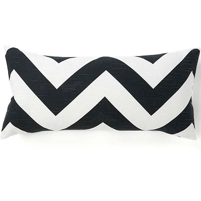 Jiti Africa Zig-zag Decorative Down Pillow