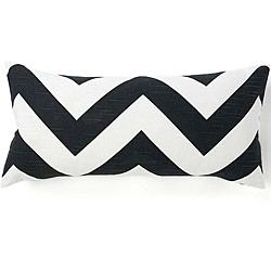 Jiti Africa Zig-zag Decorative Down Pillow - Thumbnail 0