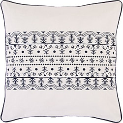 Decorative Canterbury Down Filled Throw Pillow