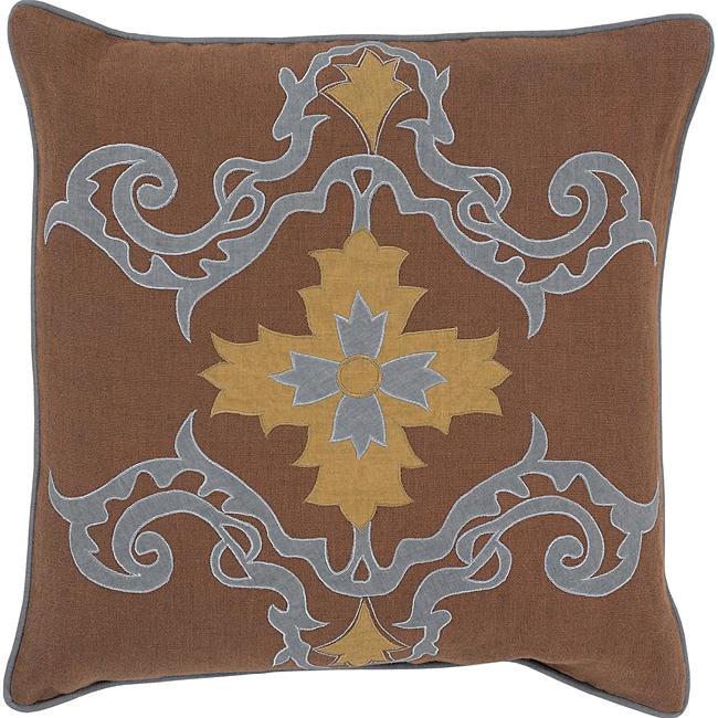 Decorative Alton Down Filled Throw Pillow