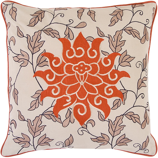 Decorative Bennington Feather Down Pillow