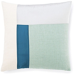 Montana Ice Poly Decorative Pillow