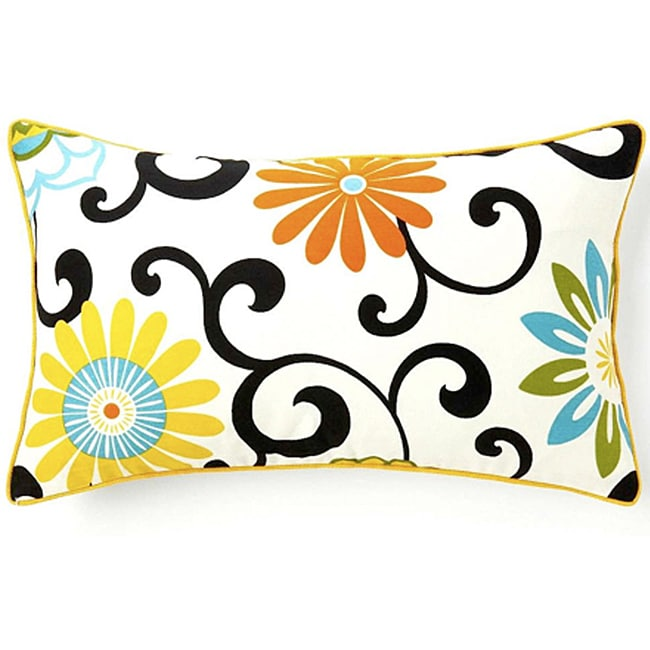 Ply Confetti Cotton Decorative Pillow - Thumbnail 0