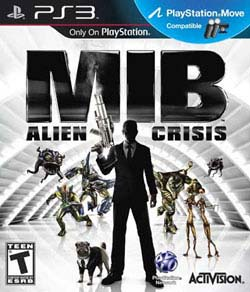 PS3 - Men In Black