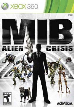 Xbox 360 - Men In Black