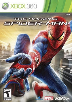 Xbox 360 - Amazing Spider-Man