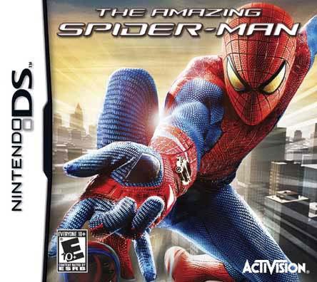 Nintendo DS - Amazing Spider-Man