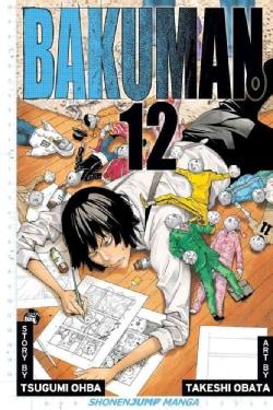 Bakuman 12 (Paperback)