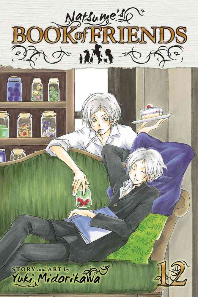 Natsume's Book of Friends 12 (Paperback)