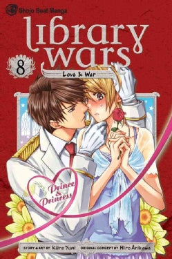 Library Wars 8: Love & War (Paperback)