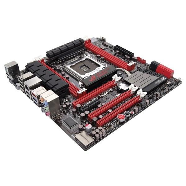 ROG Rampage IV GENE Desktop Motherboard - Intel X79 Express Chipset -
