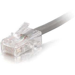 C2G 50ft Cat5e Non-Booted Unshielded (UTP) Network Patch Cable (Plenu
