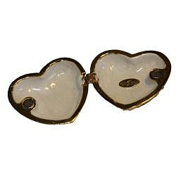 Cristiani Collezione 'Lips on Heart' Trinket Box