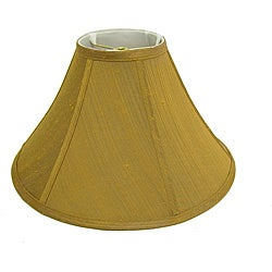 A-Line Gold Fabric Shade