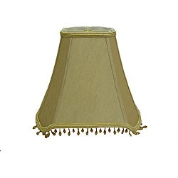 Square Beaded Trim Shade