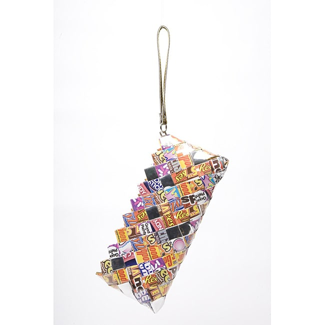 Hershey Kisses Candy Clutch