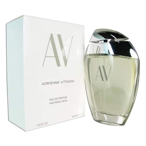 Adrienne Vittadini AV Women's 3-ounce Eau de Parfum Spray