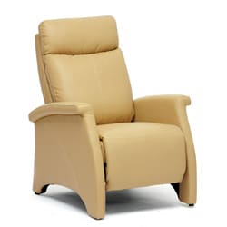 'Sequim' Tan Reclining Club Chair