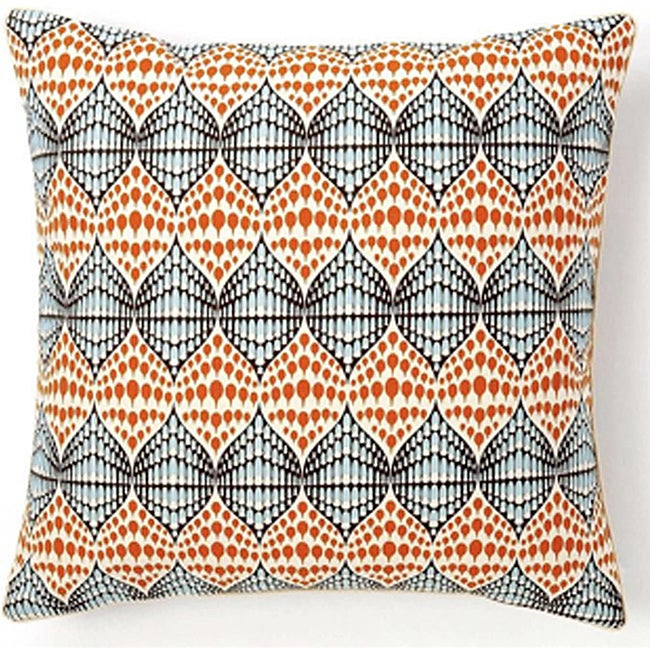 Sweet Potato 20x20-inch Decorative Cotton Pillow