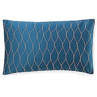 Kelp Blue Decorative Pillow
