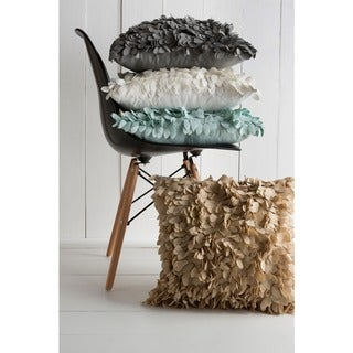Mac Decorative Pillow (22-Inch Square)