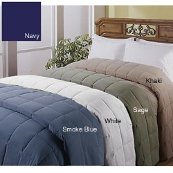 All-season Down-alternative Microfiber Blanket
