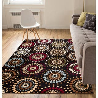 'Orchid Fields' Black Area Rug (7'10 x 9'10)|https://ak1.ostkcdn.com/images/products/6422104/P14027908.jpg?impolicy=medium