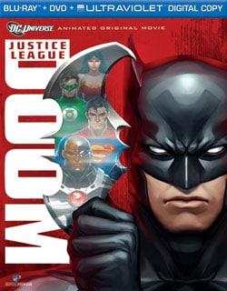 DCU Justice League: Doom (Blu-ray/DVD)