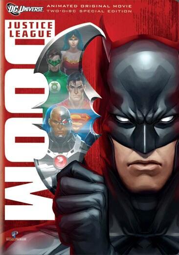 DCU Justice League: Doom (Special Edition) (DVD)