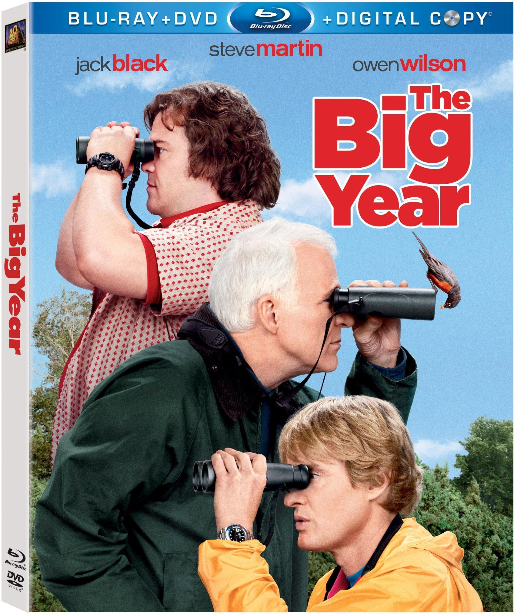 The Big Year (Blu-ray Disc)