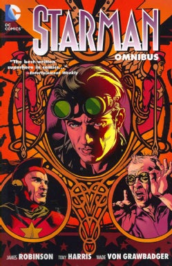 The Starman Omnibus 1 (Paperback)