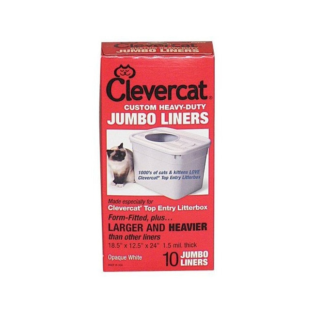 Shop Clevercat Innovations Top Entry Litter Box Liners 10