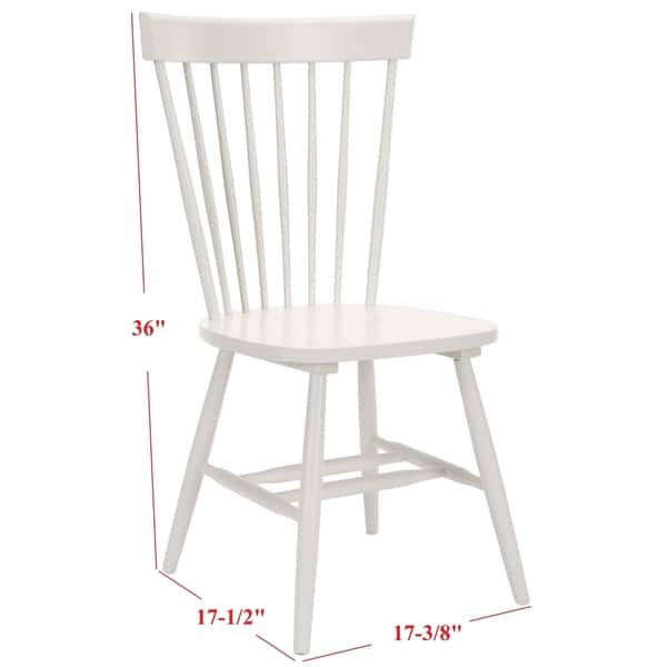 Surprising Shop Safavieh Dining Country Lifestyle Spindle Back Off Pabps2019 Chair Design Images Pabps2019Com