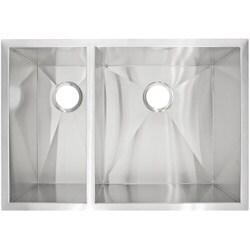 LessCare LP3 Designer Undermount Stainless Steel Sink