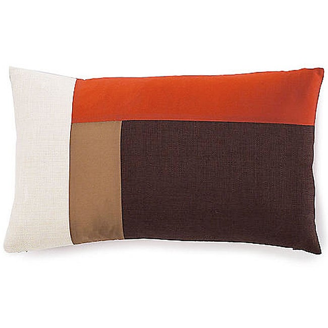 Montana Earth 12x20-inch Poly Decorative Pillow