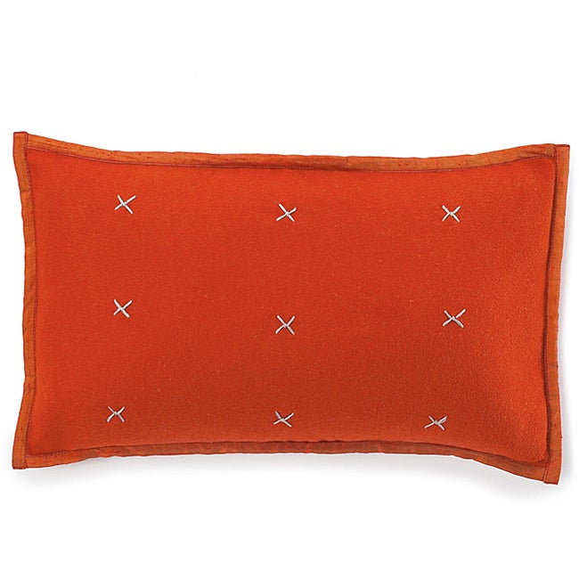 Moss Orange 12x20-inch Pillow