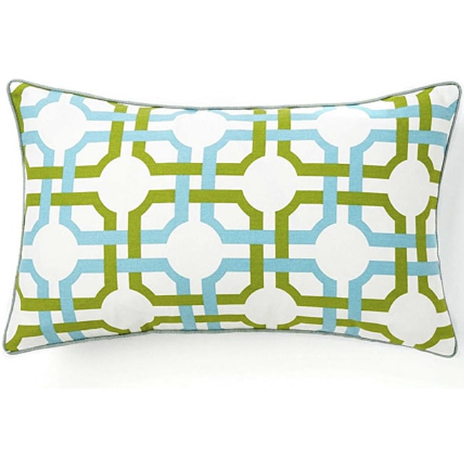 Grille Confetti 12x20-inch Decorative Pillow - Thumbnail 0