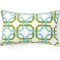 Grille Confetti 12x20-inch Decorative Pillow