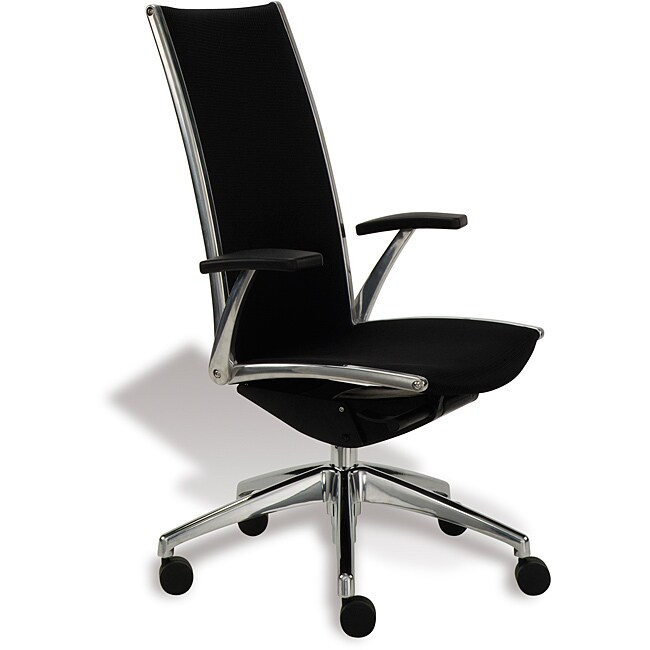 Jesper Office Black Executive Chair